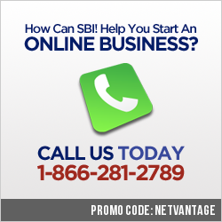 call for your free small business website consultation, use promo code NETVANTAGE