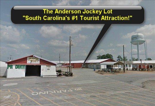 Anderson Jockey Lot in South Carolina