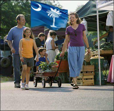 south carolina farmers market